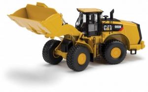 Cat - 1:50 Cat 980K Wheel Loader - Material Handling Configuration - CAT-55289