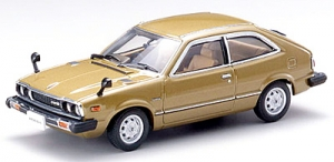EBBRO - 1:43 HONDA ACCORD EX 1976 BROWN METALLIC - EB-43785