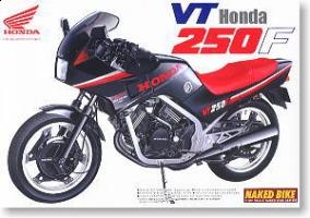 Aoshima MOTO - 1:12 HONDA VT250F Plastic Kit - AOS-39328