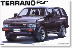 Aoshima - 1:24 NISSAN TERRANO R3M 1991 Plastic Kit - AOS-44155