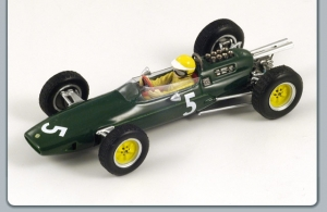 SPARK - 1:43 LOTUS 25 #5 BRITISH GP 1963 - S01611