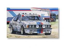 "Fujimi - 1:24 BMW 635CSI E.T.C. ""SCHNITZER"" plastic kit - FU-08245"
