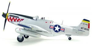 Witty Wings - 1:72 P-51D Mustang Korean War - WTW-7204002