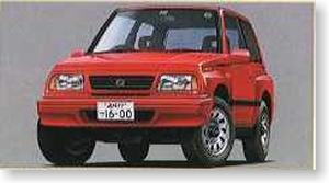 Fujimi - 1:24 SUZUKI VITARA '94 plastic kit - FU-03371