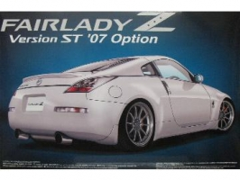 Aoshima - 1:24 NISSAN 33 FAIRLADY Z VERSION ST 2007 OPTION Plastic Kit - AOS-40324