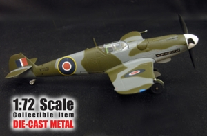 Witty Wings - 1:72 BF109G-6 Artwork RAF - WTW-72003011