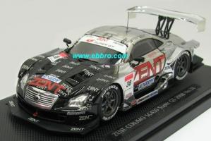 EBBRO - 1:43 LEXUS SC430 SUPER GT 2008 #38 ZENT - EB-44055