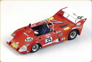 BIZARRE - 1:43 LOLA T292 #35 LM 1976 15th OVERALL - BZ-156