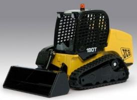 Joal - 1:35 ROBOT COMPACT TRACKED LOADER - JO-145