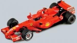 RED LINE - 1:43 FERRARI F2007 #5 WINNER BAHREIN F1 - RL-141