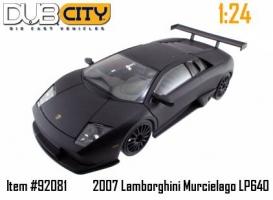 Jada Toys - 1:24 LAMBORGHINI MURCIELAGO RACING LP640 - JA-92081