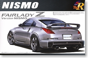 Aoshima - 1:24 NISSAN FAIRLADI Z VERSION NISMO '07 Plastic Kit - AOS-41550