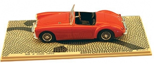 BIZARRE - 1:43 MGA  2100 CONVERTIBLE 1960 RED - BZ-343