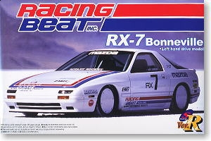 "Aoshima - 1:24 MAZDA FC3S RX-7 SPEED RECORD CAR ""BONNEVILLE"" Plastic Kit - AOS-37683"