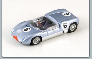 SPARK - 1:43 LOTUS 19 #6 WINNER NASSAU 1962 - S0258