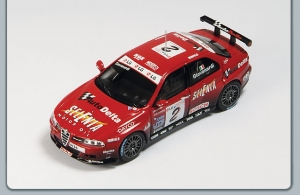SPARK - 1:43 ALFA ROMEO 156 GTA #2 5th ETCC - S0464