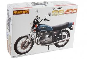 Aoshima MOTO - 1:12 SUZUKI GS 400 plastic kit - AOS-34446