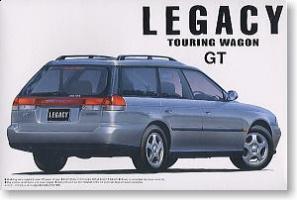 Aoshima - 1:24 SUBARU LEGACY TOURING WAGON GT Plastic Kit - AOS-36433