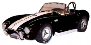 Shelby Collectibles - 1:18 - '65 427 Shelby Roadster - DC-42702