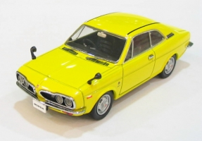EBBRO - 1:43 HONDA 1300 COUPE 9 1970 YELLOW - EB-43415