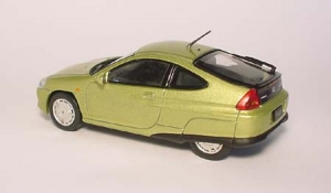 EBBRO - 1:43 HONDA INSIGHT YELLOW - EB-43134