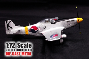 Witty Wings - 1:72 P-51D USAAF WILLCOL JAMES PARSONS - WTW-72004012