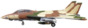 Witty Wings - 1:72 F-14 VF-14 RENEGADES CAMEL SMOKERS 10 90 - WTW-72009008