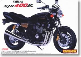 Aoshima MOTO - 1:12 YAMAHA XJR400R plastic kit - AOS-43226
