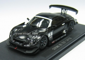 EBBRO - 1:43 LEXUS SC430 SUPER GT 2006 TEST CAR - EB-43803
