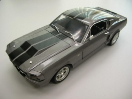"Shelby Collectibles - 1:18 1967 GT500 Eleanor ""GONE IN 60 SECONDS"" - DC-500E01"