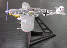 "Witty Wings - 1:72 MESSERSCMITT BF-109G-6 ""GRISLAWSKI"" - WTW-72003004"