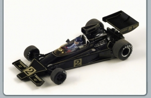 SPARK - 1:43 Lotus 76 No.2 Belgium GP 1974 - S1770