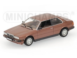 Minichamps - 1:43 MASERATI BITURBO 1982 COPPER - MC-400123500