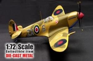 Witty Wings - 1:72 SPITFIRE MK IX RAF 145SQN '43 DESERT - WTW-72002011