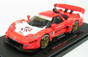 EBBRO - 1:43 HONDA NSX SUPER GT 500 2005 ARIA ORANGE - EB-43693