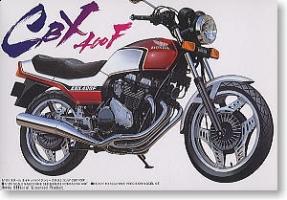 Aoshima MOTO - 1:12 HONDA CBX 400 plastic kit - AOS-41642