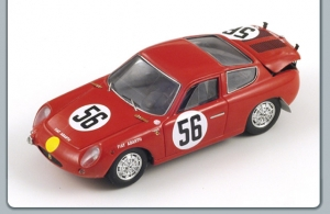 SPARK - 1:43 ABARTH FIAT 700S #56 LM 1962 - S01320